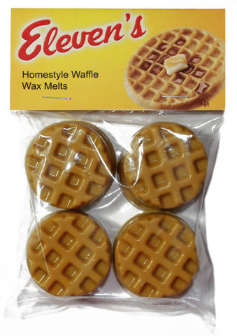 Eleven's Homestyle Waffle Wax Melts