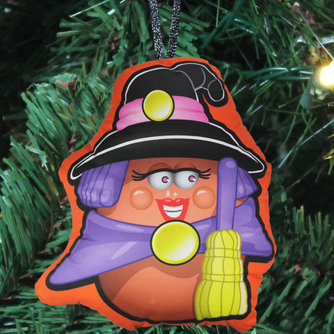 Witch Nugget Ornament