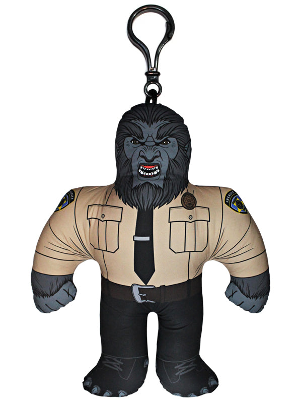 Wolfcop Horror Buddy Backpack Clip