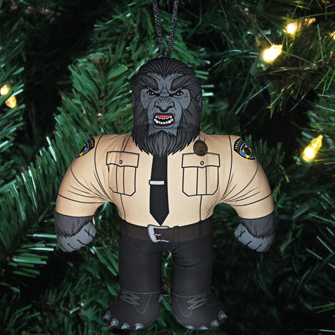 Wolfcop Horror Buddy Ornament