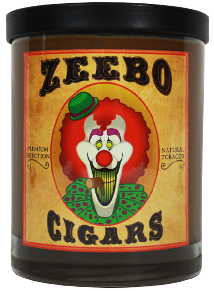 Zeebo Cigars Candle