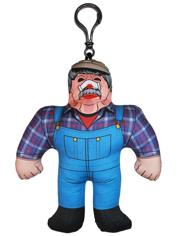 Zeke Horror Buddy Backpack Clip