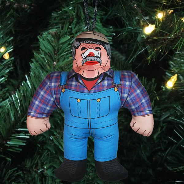 *Zeke Horror Buddy Ornament