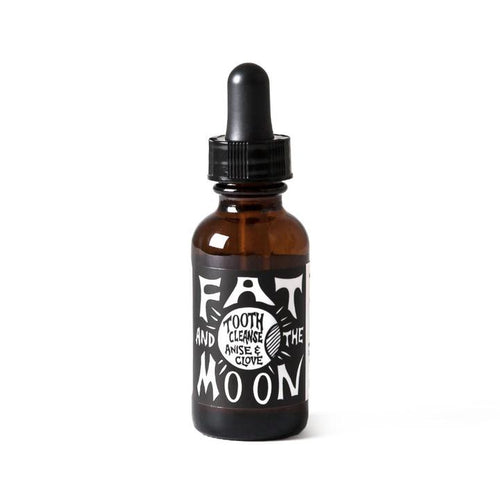 Anise & Clove Tooth Cleanse 1oz - Fat and the Moon