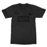 Triple Black Football T-Shirt