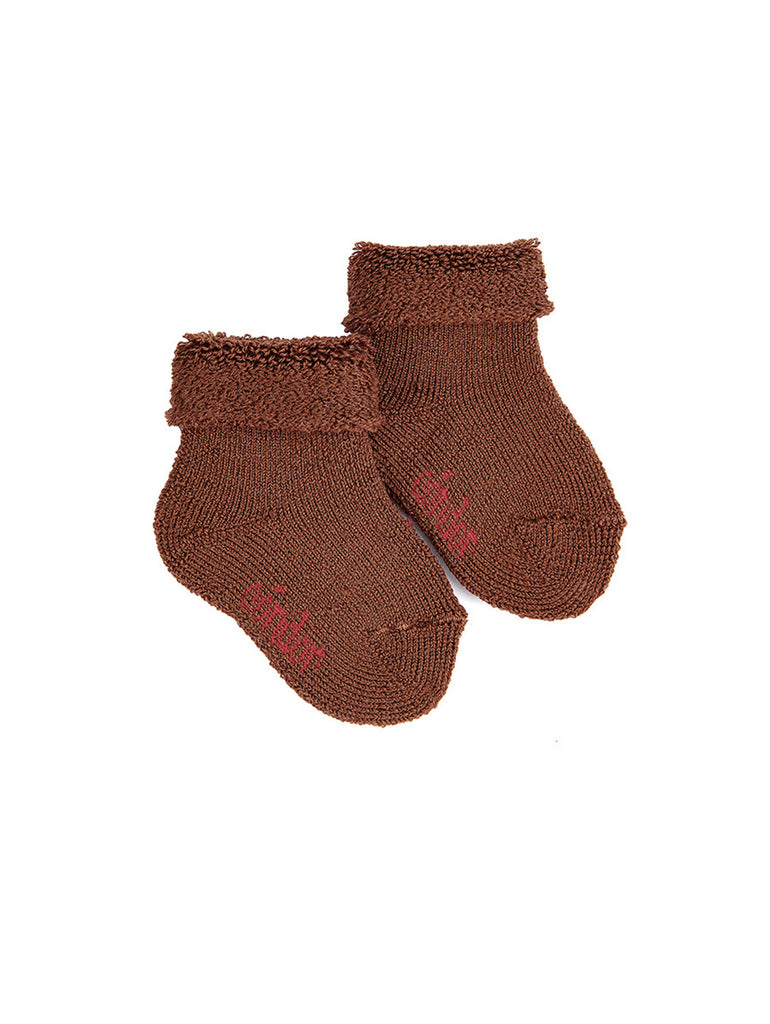 Wool Terry Baby Sock