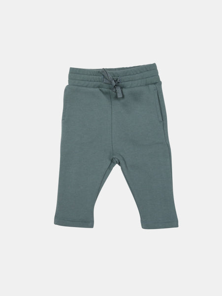BABY PANTS Silver Green