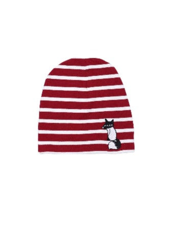 Hat Stripe Fox