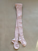 CÓNDOR Ribbed Stockings light pink