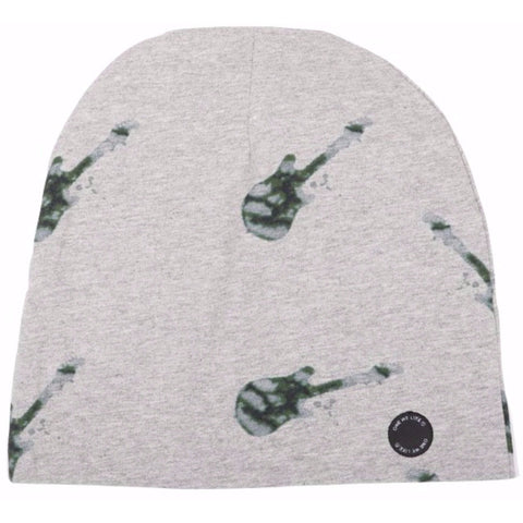 HAT GUITAR GREY