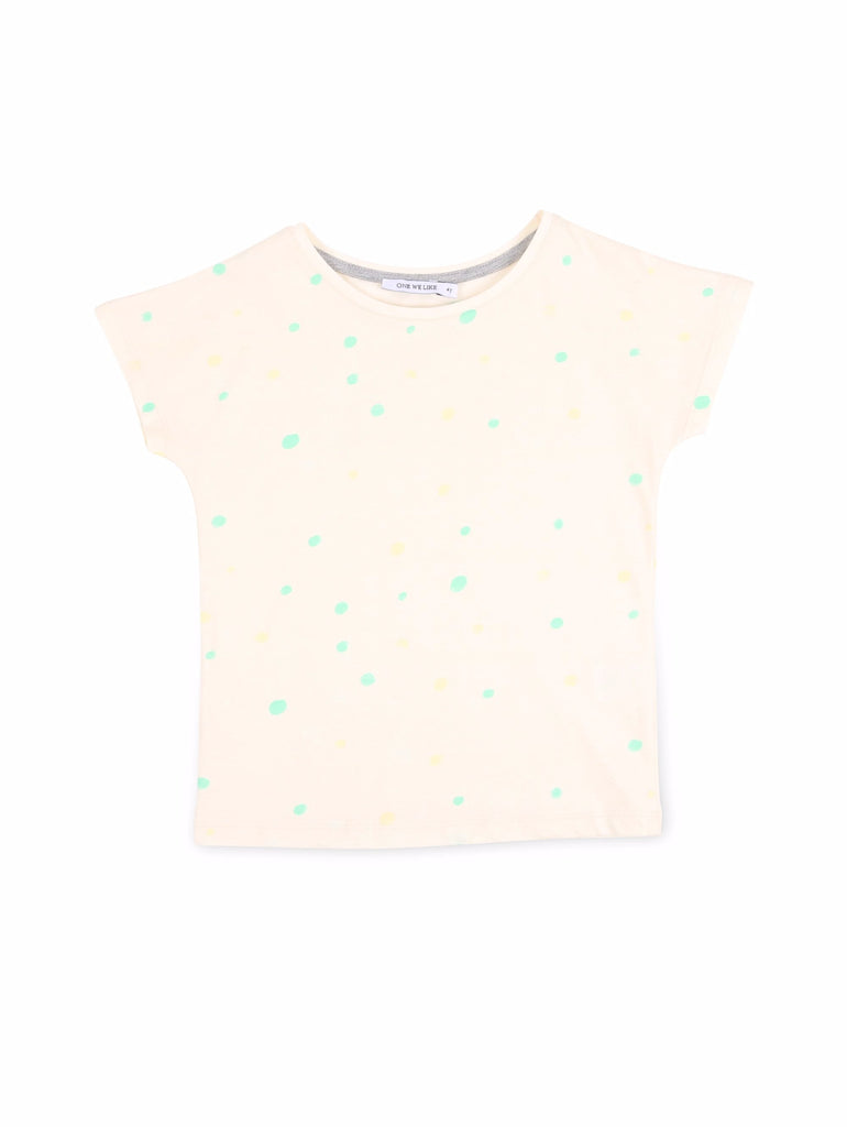 POP T-SHIRT DOTS