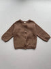 Baby Cardigan Brown