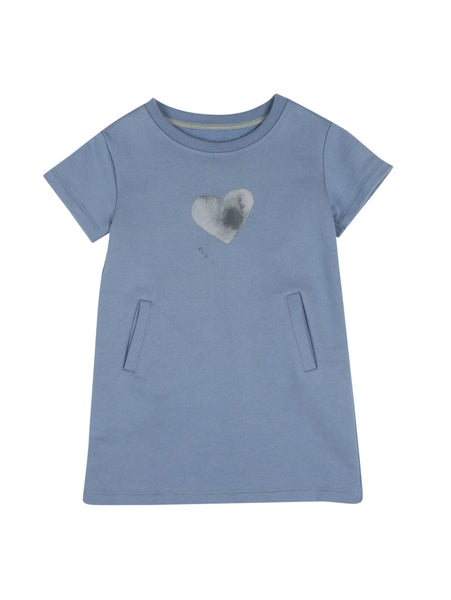 BASIC DRESS HEARTS Faded Denim