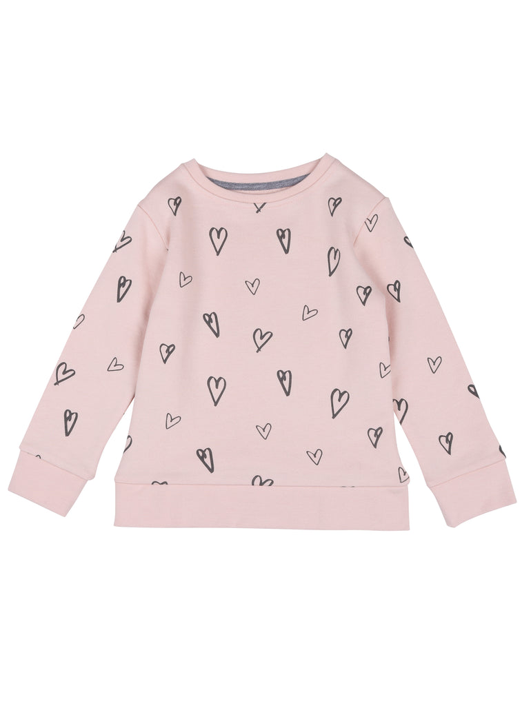 BASIC HEARTS Soft Pink