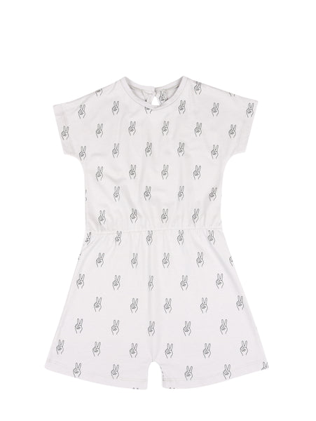 PLAYSUIT PEACE Vapour Grey