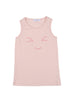 TANK TOP HAPPY Soft Pink