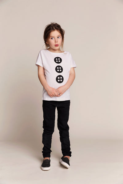 POP T-SHIRT KNAPPAR