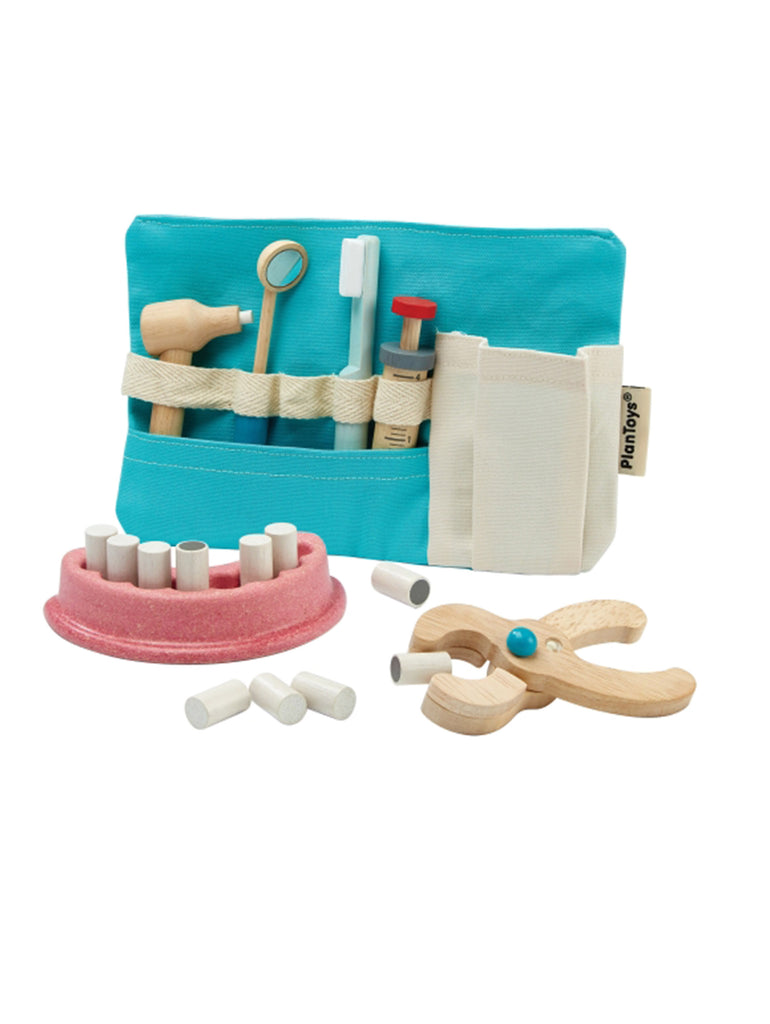Dentist Test - Plan toys