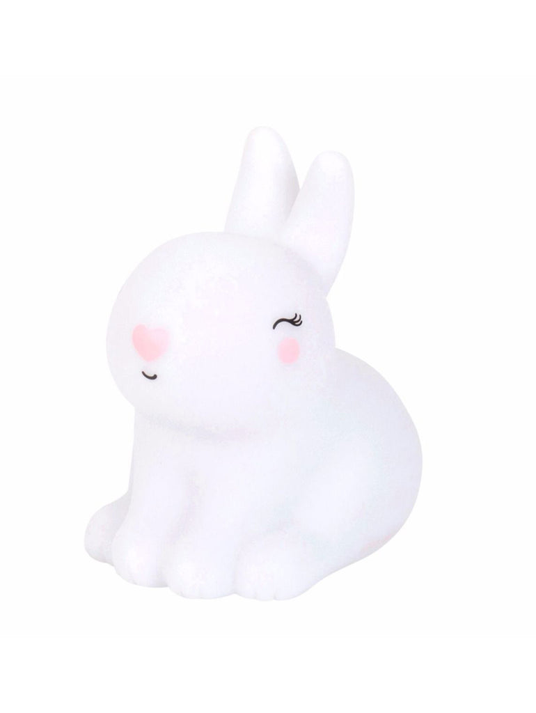 Night Light - bunny white