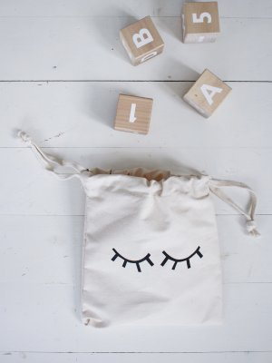 Fabric Bags by Tellkiddo