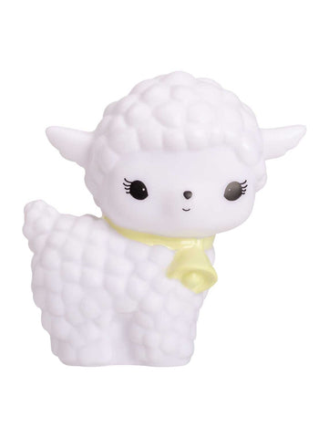 Night light - Lamb white