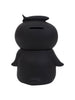 Money box - penguin black