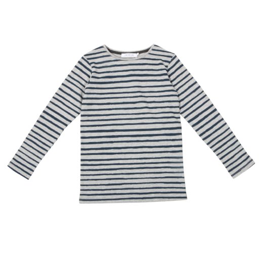 Pyjama Set - Stripe Grey/Blue