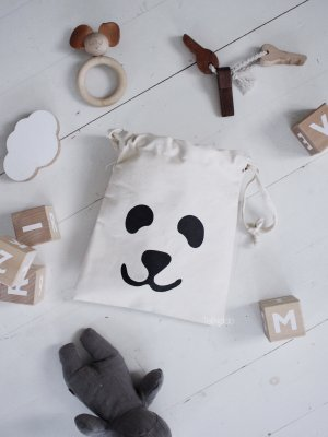 Fabric Bag small by Tellkiddo