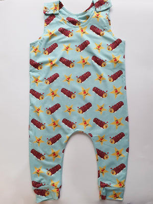 Colin The Caterpillar Romper - Roopers Rompers