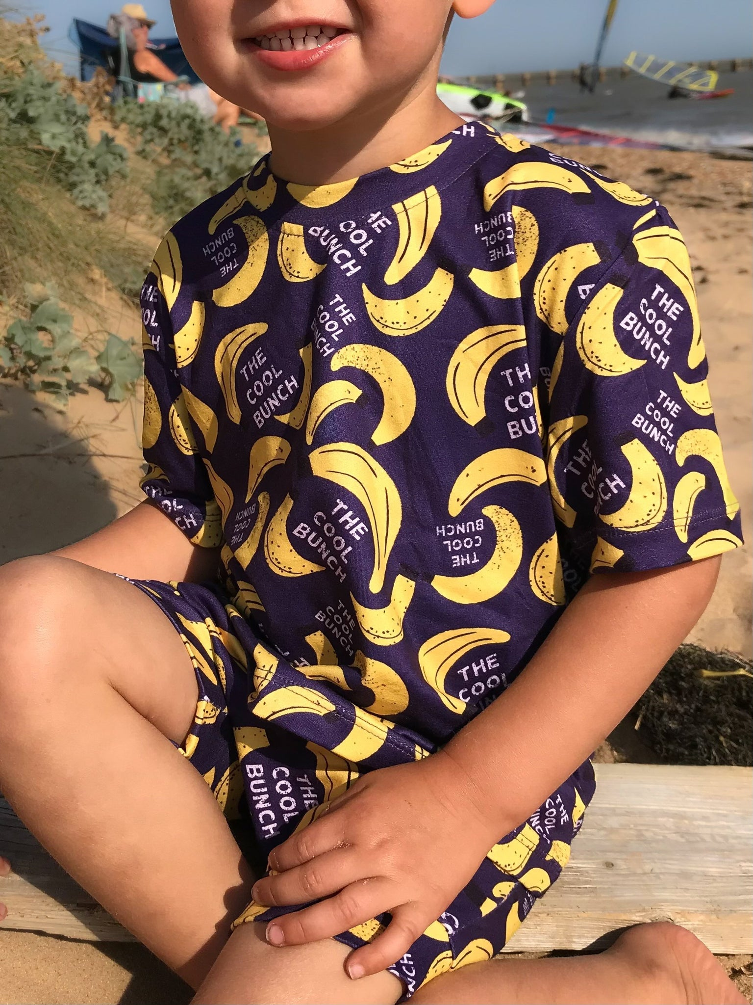 Go Bananas T-Shirt - Roopers Rompers