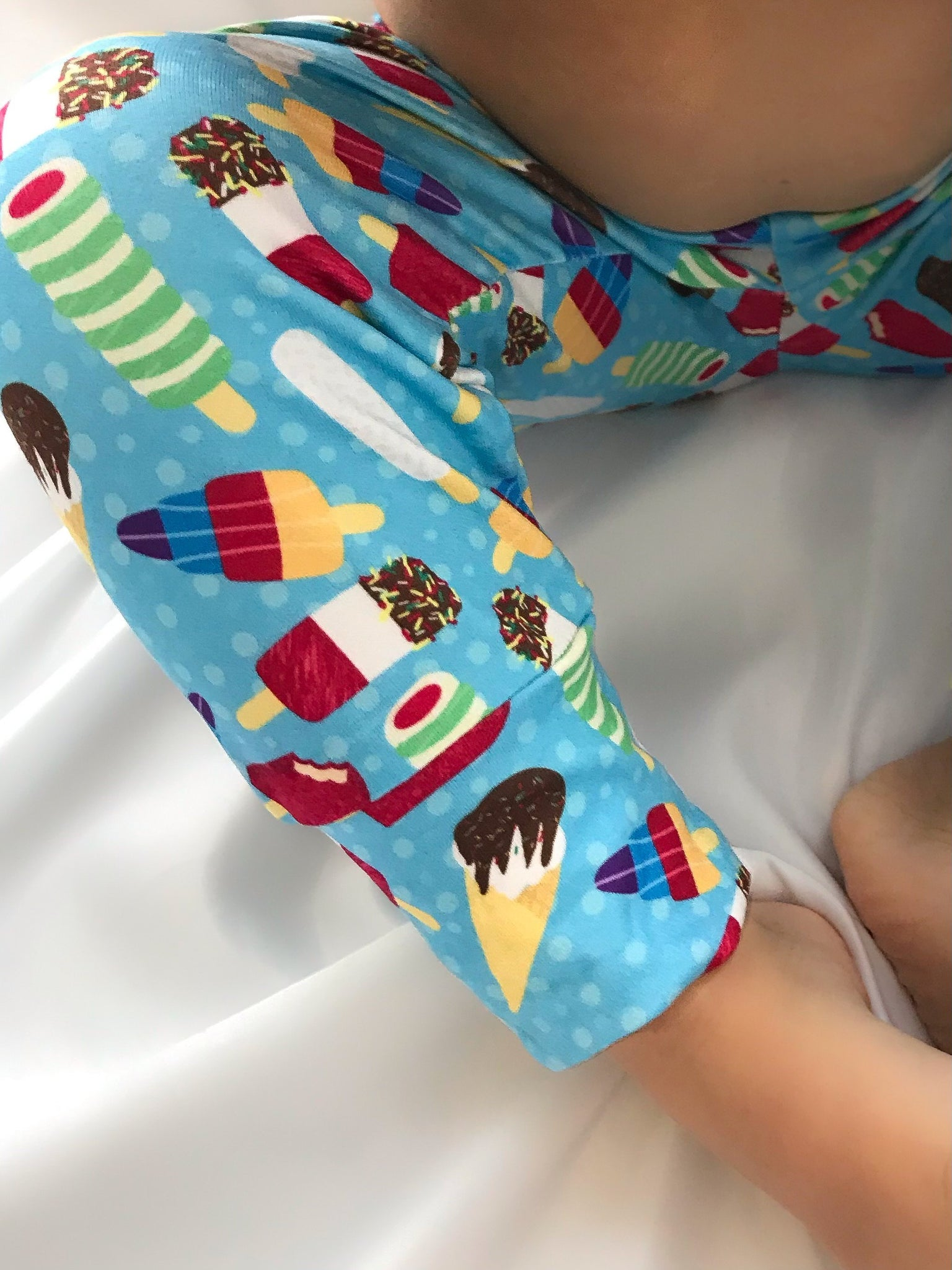 Ice Pole Leggings - Roopers Rompers