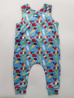Ice Pole Handmade Romper-Roopers Rompers