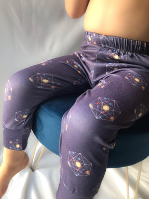 Solar System Leggings-Roopers Rompers