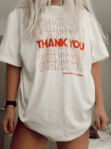 thank you shirt