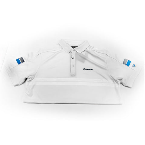 Callaway Bright White Golf Shirt (Mens)