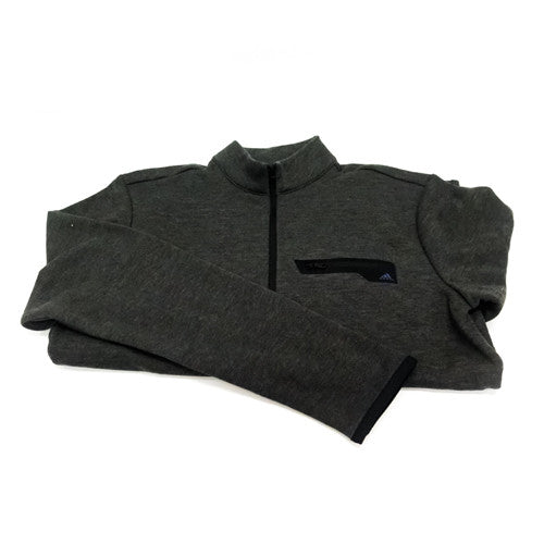 Adidas Dark Grey Sport Sweater (Mens)