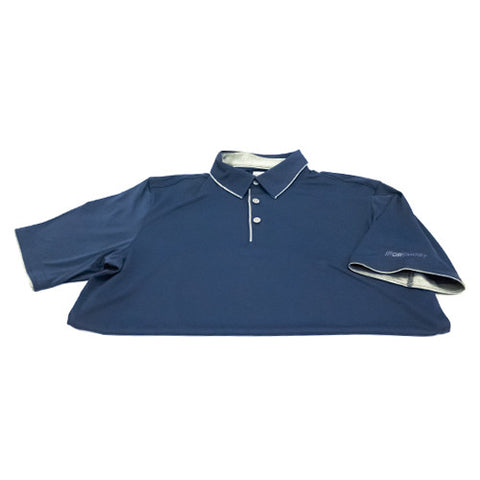 Ashworth Dark Denim Polo Shirt (Mens)