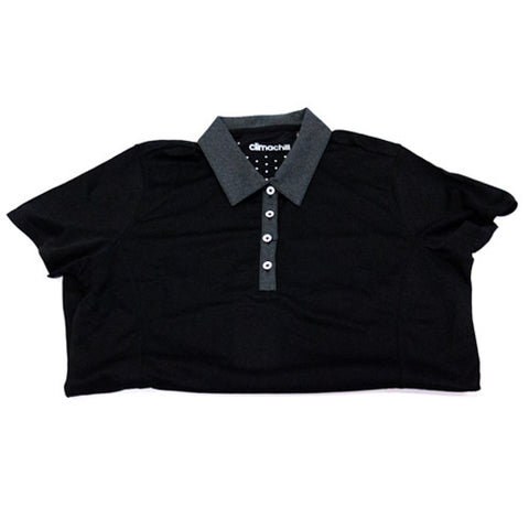 Climachill Black Polo (Womens)