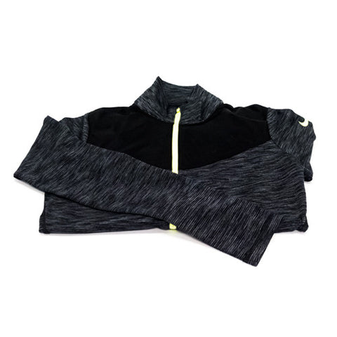 Nike Heathered Golf Zip Up (Womens)