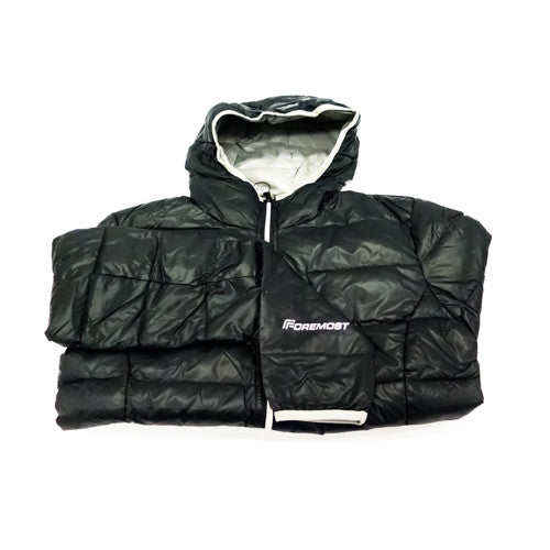 Second Skin downjacket - Black (womens)