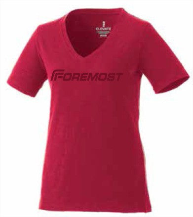 Women's Elevate Tshirt - Red