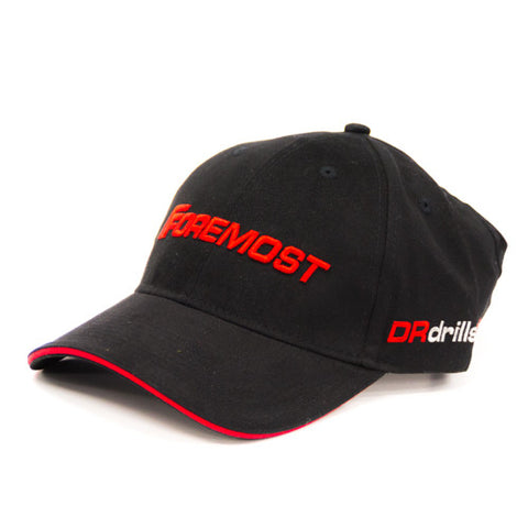 Foremost Ballcap with DR Logo