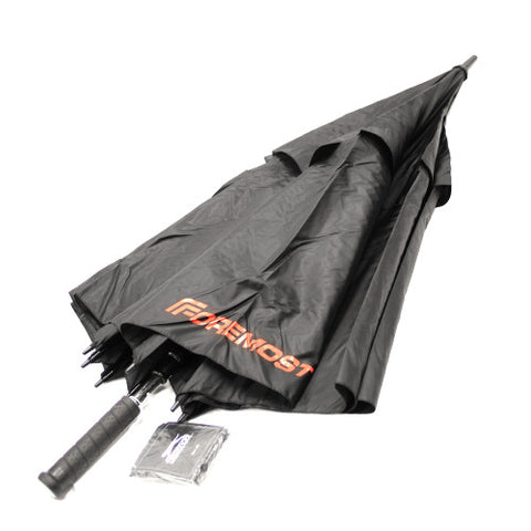 Umbrella - Golf Style Black
