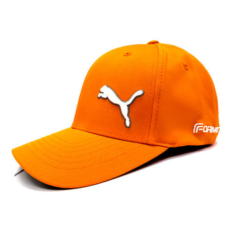 Puma back 9 X-Fit Vibrant Orange (flex fit)