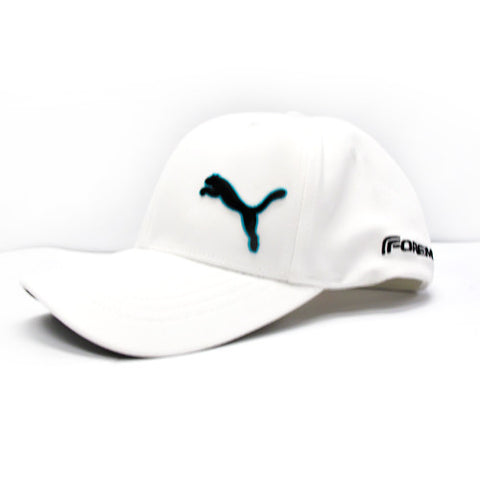 Puma back 9 X-Fit White(flex fit)