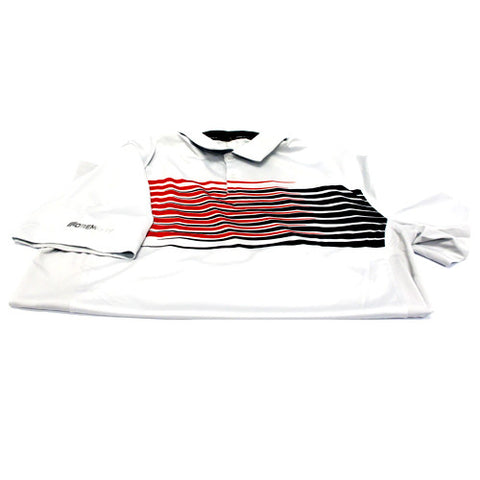 Nike Season Stripe Grey/Crimson/Silver