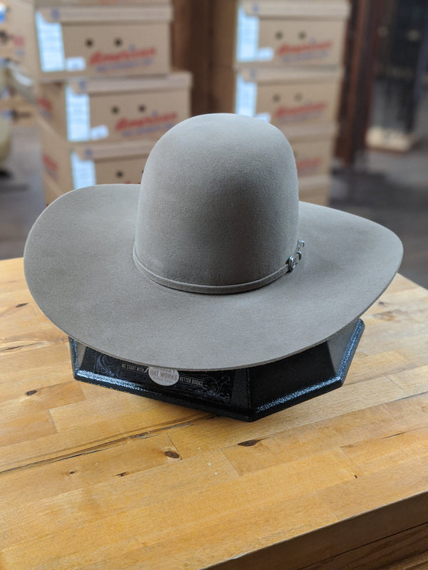 Rodeo King | Pecan 7X Felt Cowboy Hat