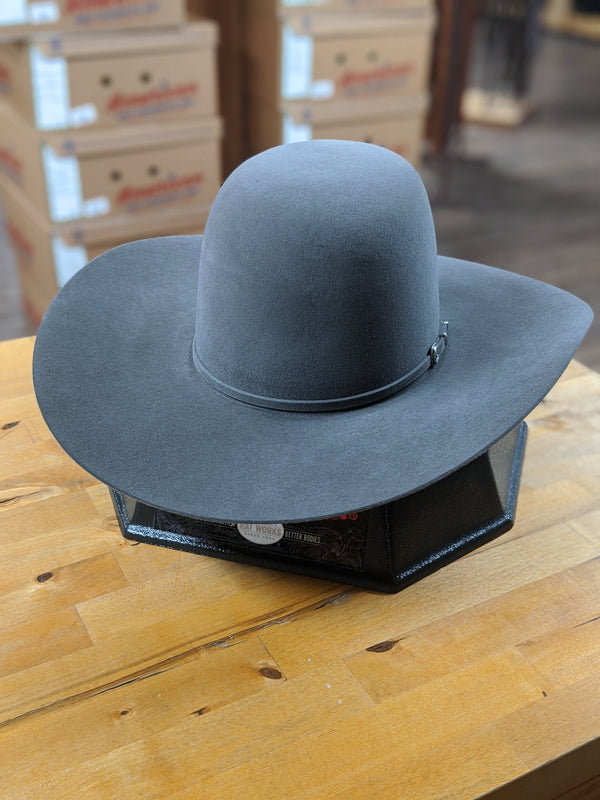 Rodeo King | Slate 7X Felt Cowboy Hat