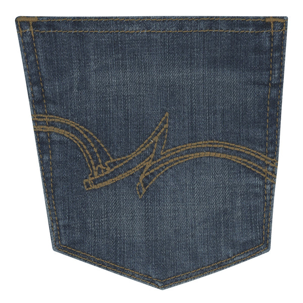 Wrangler | Medium Stone Boot Cut Jean