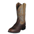 Ariat | Barrel Brown Heritage Stockman Boot